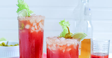 Simply Organic Easy Spicy Michelada Recipe