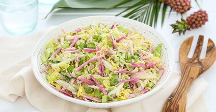 Simply Organic Watermelon Radish Slaw Recipe