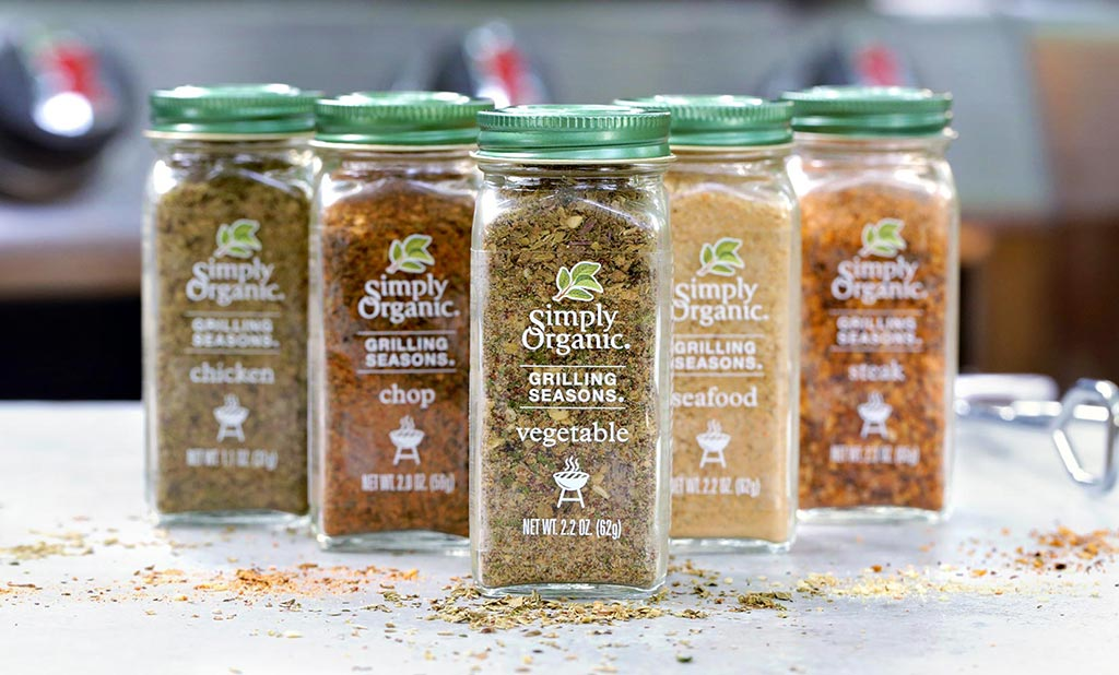 Image result for simply organic spices